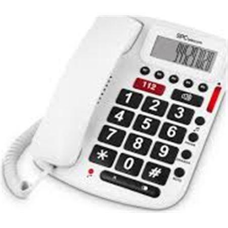 Telefono fijo Spc telecom 3293B blanco