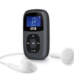 Reproductor mp3 Spc 8648N negro Reproductores MP3/4/5 - 8648N