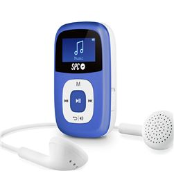 Reproductor mp3 Spc 8644A azul - 8644A
