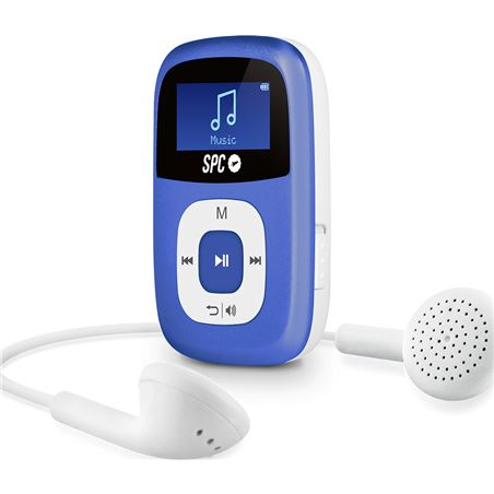 Reproductor mp3 Spc 8644A azul