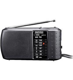 Daewo DRP14 radio analógica o , am/fm analogica, alt - 8412765647512
