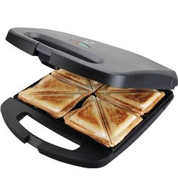 Jata SW546 sandwichera. 4 sándwiches.placas con recubrimiento - SW-546