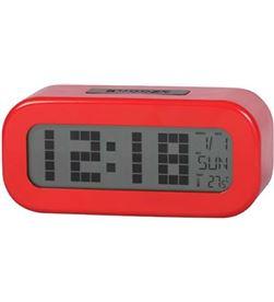 Reloj despertador Daewoo DCD24R, rojo Radio Radio/CD - 8412765661426