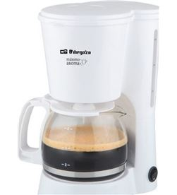 Cafetera de goteo Orbegozo CG4012 Cafeteras - 8436044532542