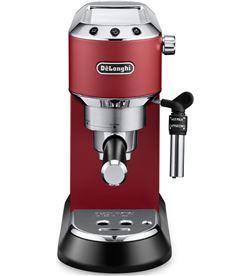 Cafetera Delonghi EC685R, compacta, metalica, cafe - EC685R