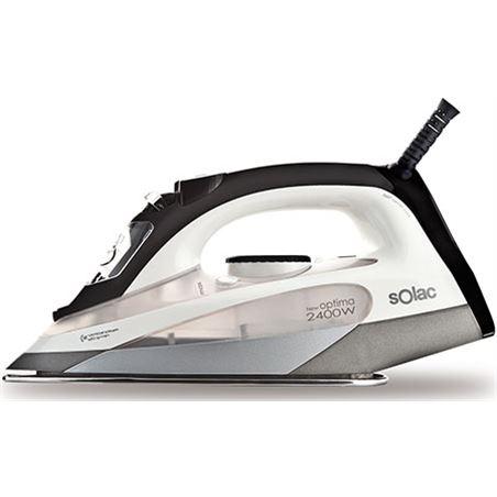 Plancha de vapor Solac PV2005 new optima 2400w
