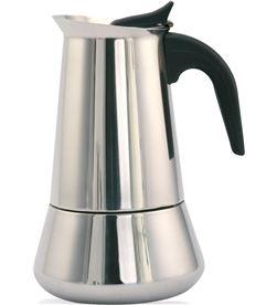 Cafetera inox Orbegozo KFI460, 4 tazas, induccion Cafeteras express - 8436044534188