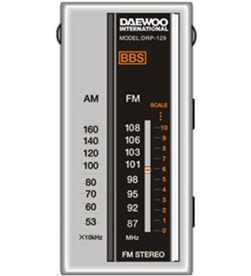Daewo DRP129 radio analogica o Radio Radio/CD - DRP129
