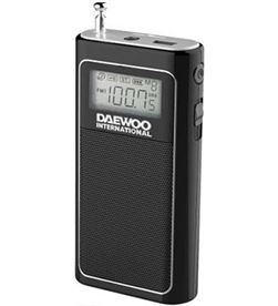 Daewo DRP125 radio digital o Radio Radio/CD - DRP125
