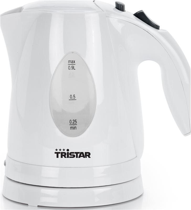 Hervidor WK1331 Tristar 0,9 litros 1000w en blanco - WK1331