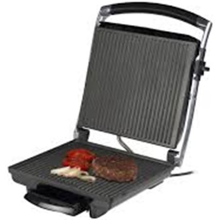 Grill sandwichera Tristar, 2000w, 2 planchas grill GR2848