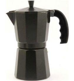 Cafetera inox Orbegozo KFN610, 6 tazas, aluminio a - KFN610