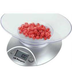 Orbegozo PC1009 balanza cocina , 5kg, analogica, bl - PC1009