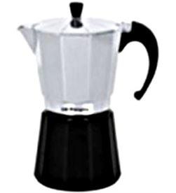 Cafetera aluminio Orbegozo KFM630, 6 tazas, utili - KFM630