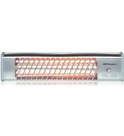 Radiador cuarzo Orbegozo BB5000, 1200w, 2 tubos, p - BB5000