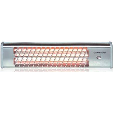 Radiador cuarzo Orbegozo BB5000, 1200w, 2 tubos, p