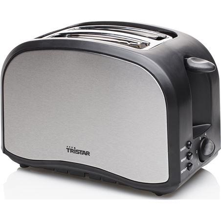 Todoelectro.es tostadora de pan dobre rebanada normal inox br1022