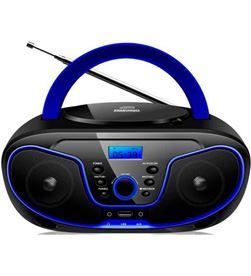 Radio cd Daewo DBU62BL, negro/azul Radio y Radio/CD - DBU62BL