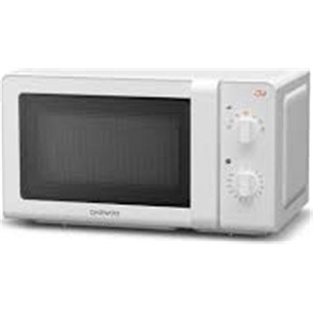 Microondas Daewoo KOG6F27 20l, blanco, 700w, grill