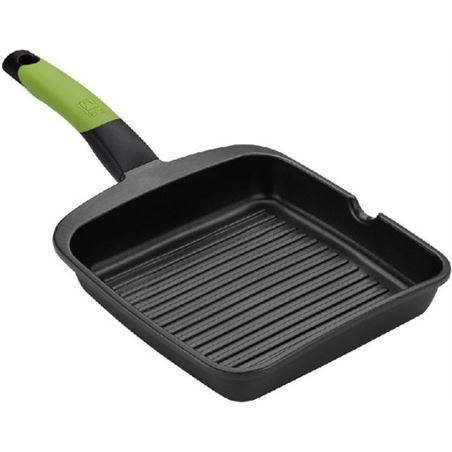 Monix asador grill inducción bra a121457 28 x 28 c