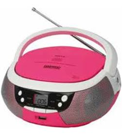 Daewo DBU59PK radio cd karaoke mp3 Radio Radio/CD - 8413240590828