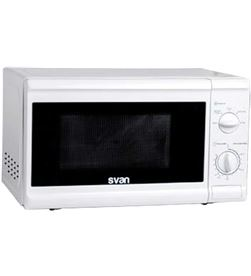 Microondas Svan SVMW700, 700w blanco Microondas sin grill - SVAN HORNO MICROONDAS SVMW700