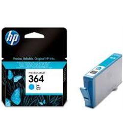 Informatica CB318EE cartucho tinta hp nº 364 cian Impresión - CB318EE