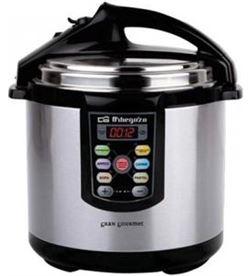 Robot de cocina Orbegozo HPE6075 programable Ollas - HPE6075