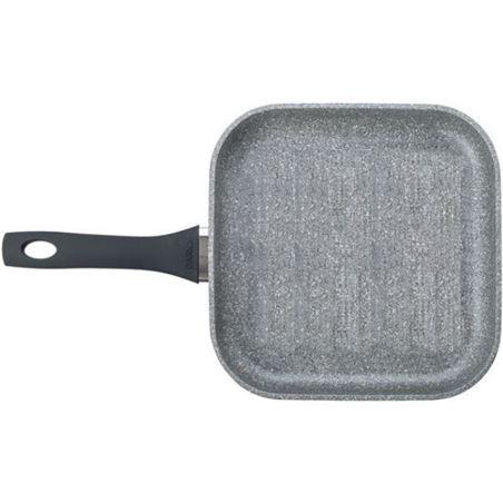 Asador grill liso piedra bra- Monix M511231 24