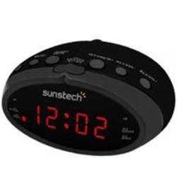 Radio reloj despertador Sunstech FRD16BK, sintoniz - FRD16BK