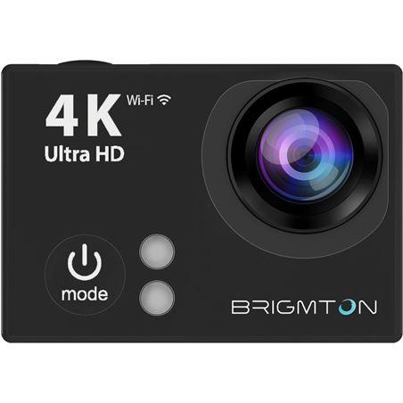 Videocamara de acción digital Brigmton bsc9hd4k n BRIBSC_9HD_4K