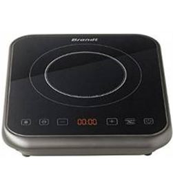 Cocina inducción TI1FSOFT Brandt 2000 w, programa Creperas Gofreras Pizzeras - TI1FSOFT