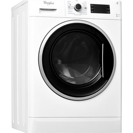 Lavasecadora Whirlpool WWDC8614, 8-6kg, a, 1400rpm