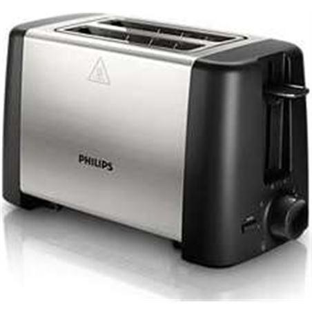 Tostador Philips HD482590 potencia 800w, tostador