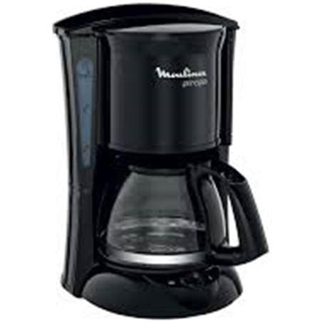 Moulinex cafeteras filtro principio 6 tazas auto off fg1528 fg152832