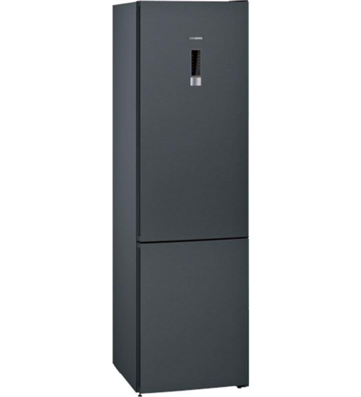 Combi nofrost Siemens KG39NXB3A black inox 203cm - KG39NXB3A