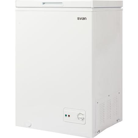 Congelador horizontal Svan SVCH100DC 100 l, a+