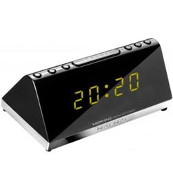 Sunstech radio reloj despertador naf naf morningv2 - MORNINGV2