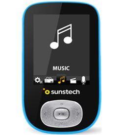 Sunstech SKYBT4GBBL reproductor mp4 bluetooth Reproductores MP3/4/5 - SKYBT4GBBL