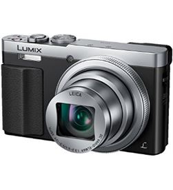 Panasonic camara compacta plata/ sensor mos/ 12,1mp / lei dmctz70egs - TZ70EG S
