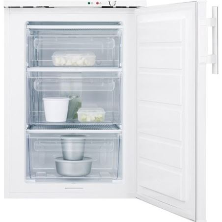 Congelador vertical Electrolux EUT1105AW2, 85x55