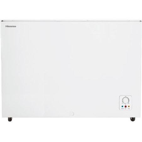 Congelador horizontal Hisense FT403D4AW1, 300l