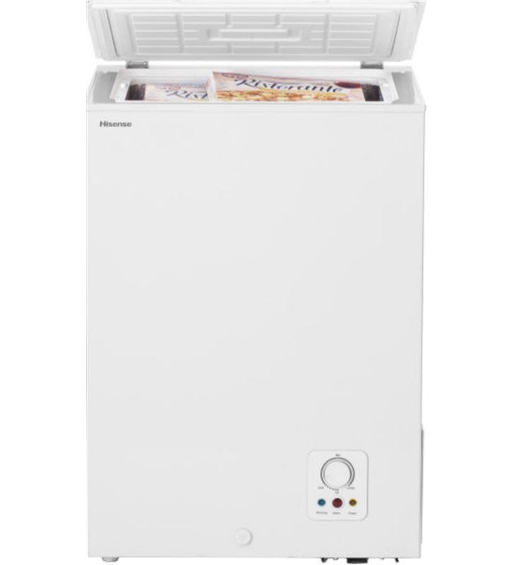 Congelador horizontal Hisense FT130D4AW1, 100l - FT130D4AW1