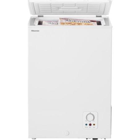 Congelador horizontal Hisense FT130D4AW1, 100l
