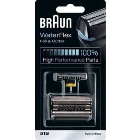 Recambios afeitadora Braun casette 51 b (waterfle CASETTE51B