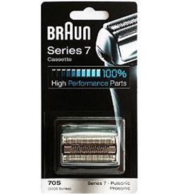 Recambios afeitadora Braun casette 70 s (pulsonic CASETTE70S - CASETTE70S