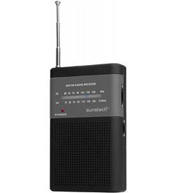 Sunstech RPS42BLISBK radio portatil Radio Radio/CD - RPS42BLISBK