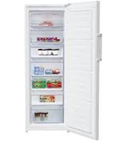 Congelador vertical Beko RFNE290L21W no frost, a+ Congeladores y arcones - RFNE290L21W