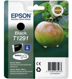 Informatica C13T12914011 cartucho tinta epson negro (manzana) - C13T12914011