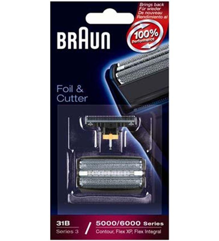 Lamina + cuchilla Braun CPCONTOUR5000, Afeitadoras - CPCONTOUR5000